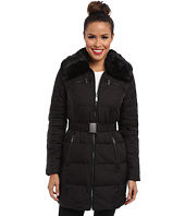 DKNY - Belted Faux Fur Collar 31848-Y4
