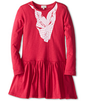 Paul Smith Junior - Jersey-Dress With Printed Scarf And Ruffle Bottom Pant (Toddler/Little Kids)