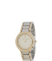 Anne Klein - AK-1303SVTT Round Two-Tone Bracelet Watch