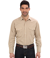Roper - 9487C3 Solid Broadcloth - Khaki