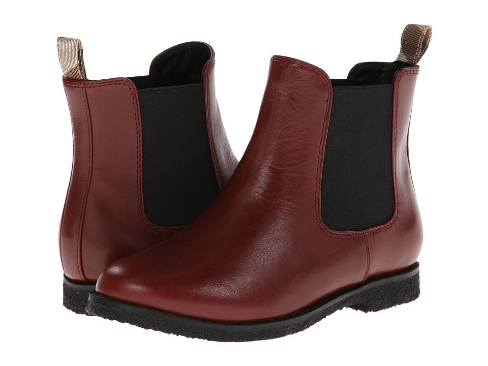 Burberry Kids K1 Vas Toddler/Little Kid Chestnut Kids Shoes