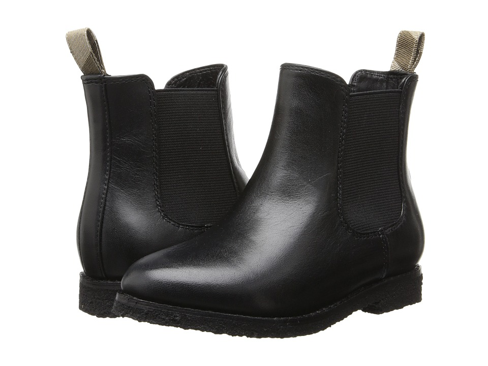 Burberry Kids K1 Vas Toddler/Little Kid Black Kids Shoes