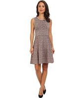 Rebecca Taylor - Sleeveless Stretch Animal Dress