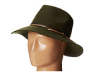 Michael Stars Tied Trimmed Wide Brim Hat