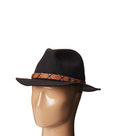 Michael Stars - Top Knot Wide Brim Fedora