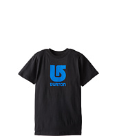 Burton Kids - Logo Vertical S/S Tee (Little Kids/Big Kids)