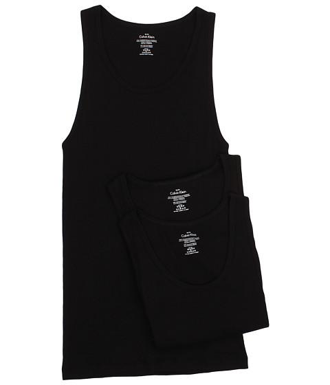 Calvin Klein Underwear Cotton Classic Tank 3-Pack NM9070