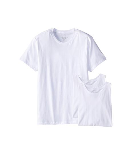 Calvin Klein Underwear Cotton Classic S/S Crew 3-Pack U4001