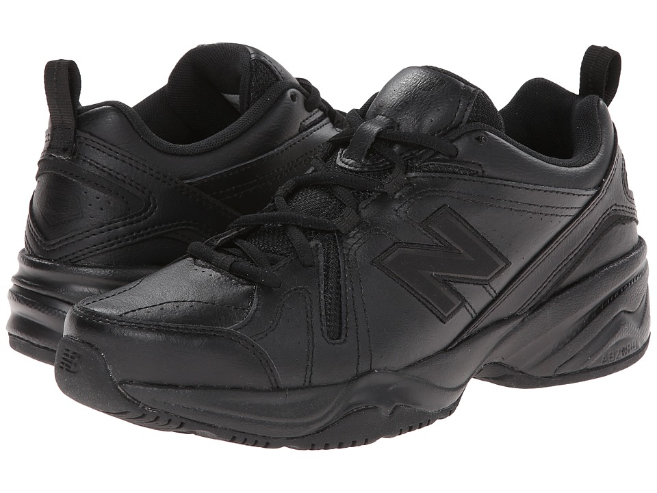 New Balance WX608v4 (Black) Walking Shoes