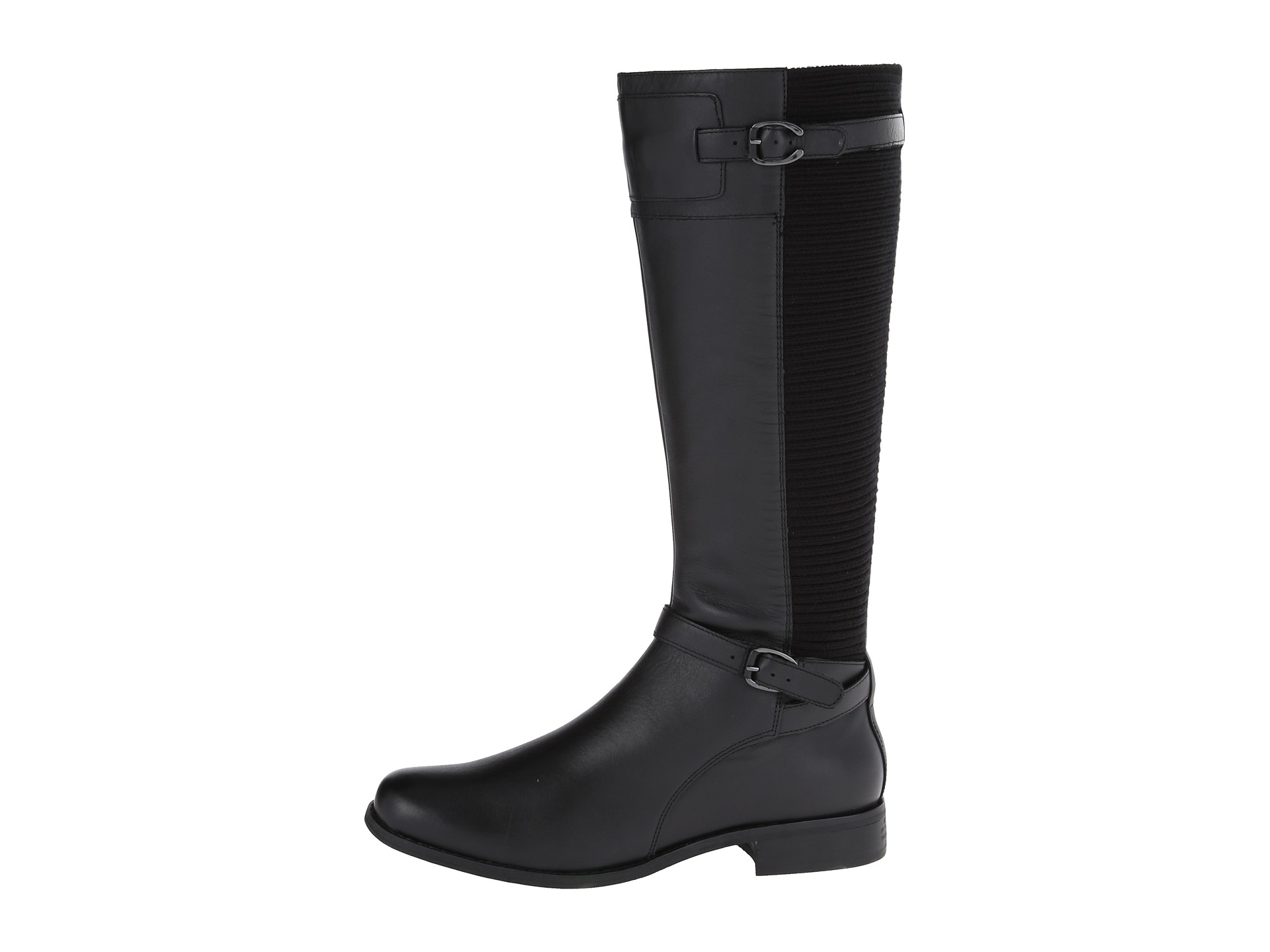 Aetrex Essence™ Chelsea Wide Calf Boot at Zappos.com