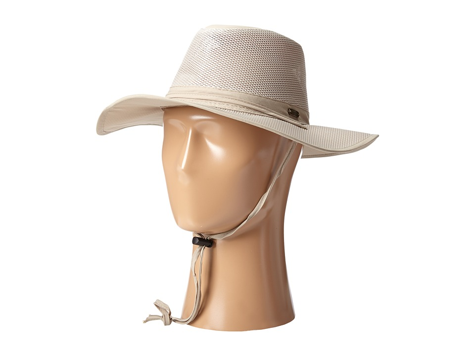 Stetson - Big Brim Mesh Safari with No Fly Zone Insect Shield Fabric