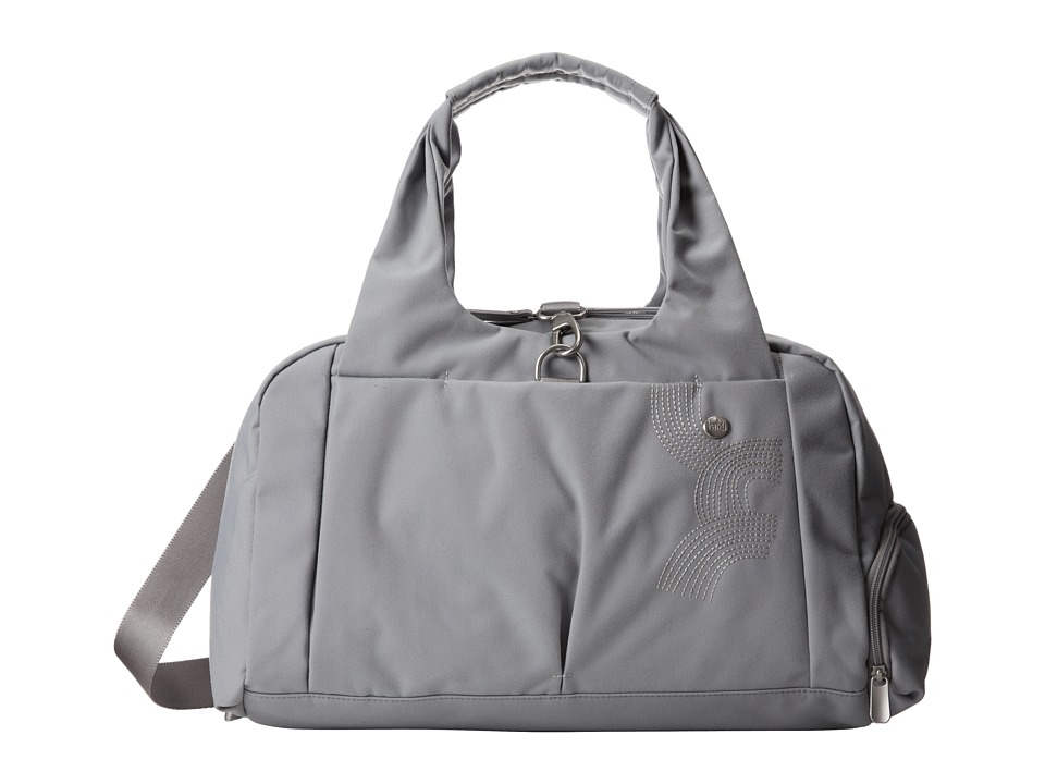 Haiku - Sprint Duffle (Mist Gray) Duffel Bags