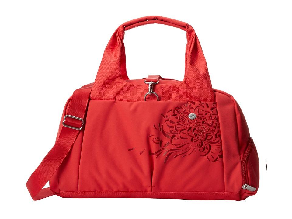 Haiku - Sprint Duffle (Bittersweet Cranberry) Duffel Bags