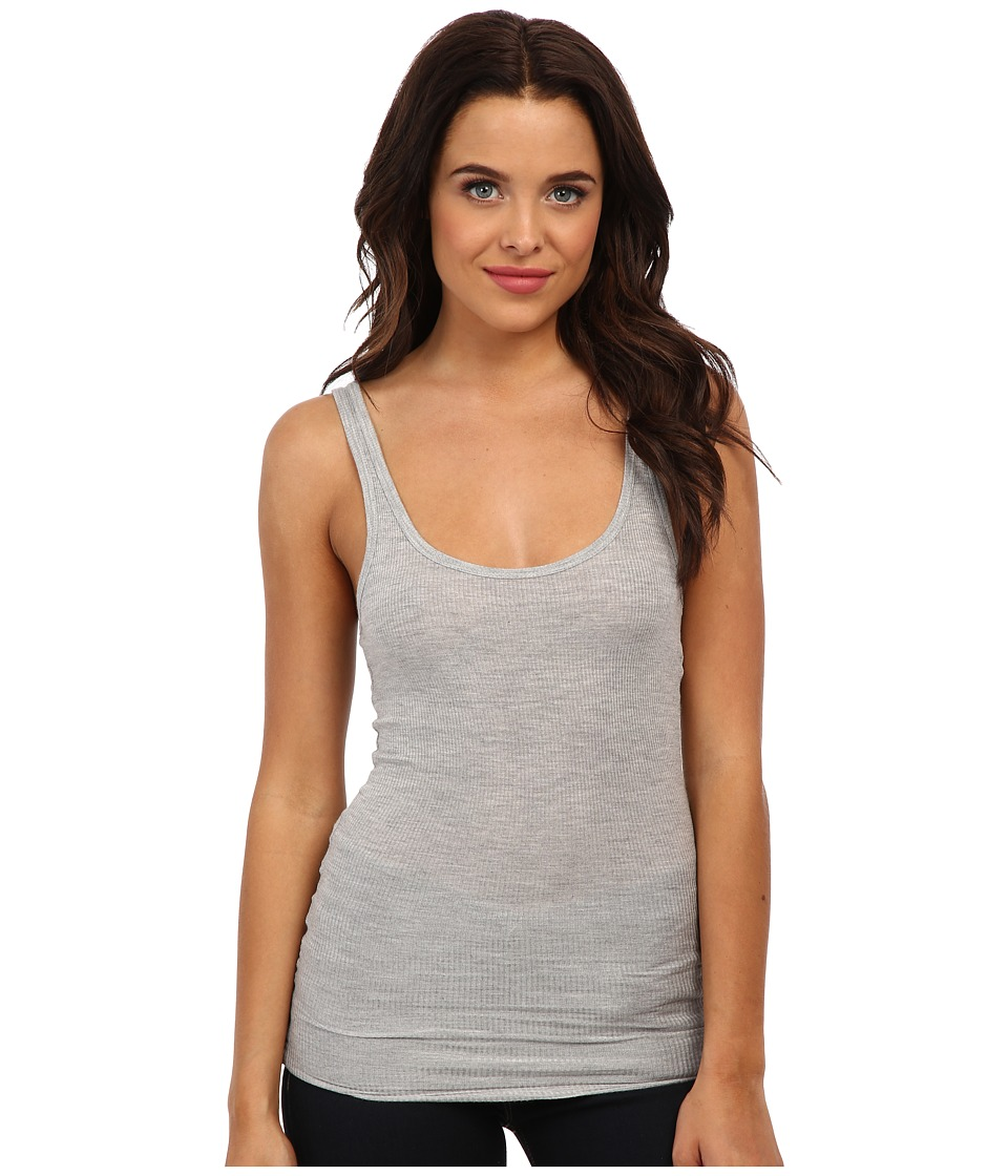 LAmade - Double U Tank (Heather) Womens Sleeveless