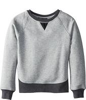 Vince Kids - French Terry Sweat Shirt (Little Kids)