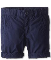 United Colors of Benetton Kids - Boys' Solid Five-Pocket Poplin Shorts (Toddler/Little Kids/Big Kids)