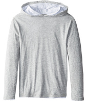 Vince Kids - L/S Double Layer Hoodie (Big Kids)