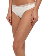 Calvin Klein Underwear - Invisibles w/ Lace Thong D3517