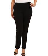 NIC+ZOE - Plus Perfect Ponte Pant in Black