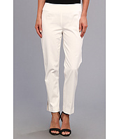 Christin Michaels - Carren Cropped Side-Zip Pant