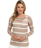 NYDJ - Stripe Twofer Knit