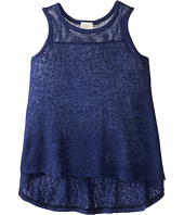 Ella Moss Girl - Mesh Mix Tank Top (Big Kids)