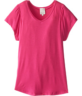 Ella Moss Girl - Ella Loves Basic S/S Tee (Big Kids)