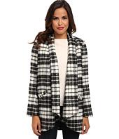 NYDJ - Drape Front Coat