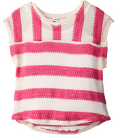 Splendid Littles - Rugby Stripe Loose Knit Top And Cami Sweater (Big Kid)