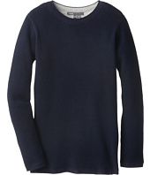 Vince Kids - L/S Thermal Crew Neck (Big Kids)