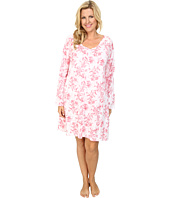 Carole Hochman - Plus Size Vintage Wildflower Sleepshirt