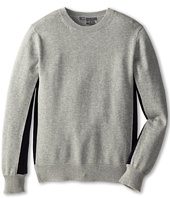 Vince Kids - L/S Colorblock Crew Neck (Big Kids)