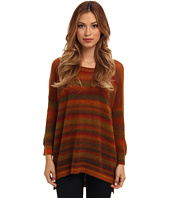 Autumn Cashmere - Mesh Space Dye Hi Lo Top