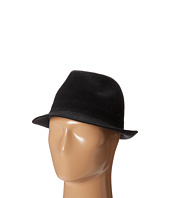 Stacy Adams - Knit Fedora with Embroidered Griffen Emblem on the Band