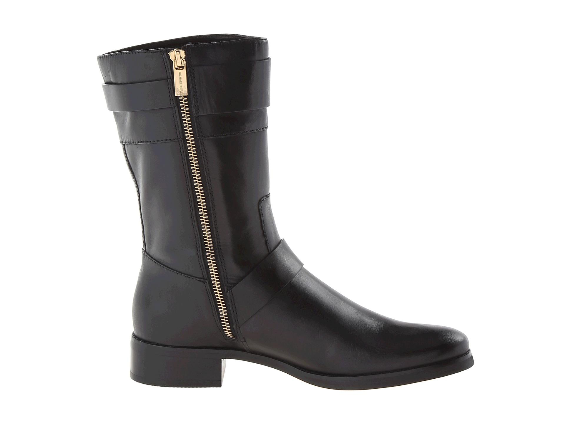 michael michael kors gansevoort flat boot shipped free