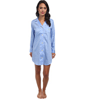 LAUREN Ralph Lauren - Sateen Classic Notch Collar Sleepshirt