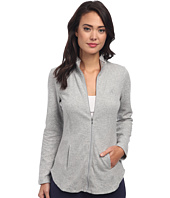 LAUREN by Ralph Lauren - Lounge Jacket with Quilted Sleeves