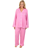 LAUREN by Ralph Lauren - Hammond Knits Pajama Set Plus Size