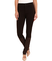 NYDJ - Ponte Knit Five-Pocket Legging w/ Suede Details