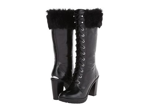 Michael Kors Boots With Fur Michael Michael Kors Kim Boot