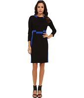 NYDJ - Olivia Color Blocked Ponte Dress