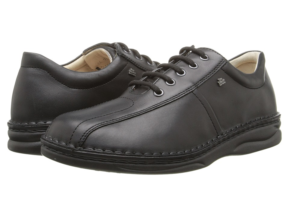 Finn Comfort - Dijon - 1101 (Black) Mens  Shoes