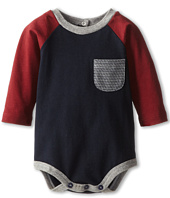 Fendi Kids - Raglan Body Suit w/ Minilogo Pocket (Infant)