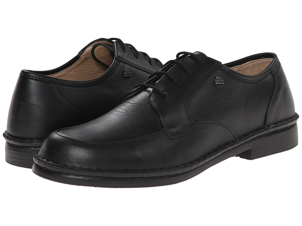 Finn Comfort - Hilversum - 1209 (Black) Mens  Shoes
