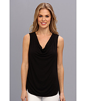 Calvin Klein - Sleeveless Seamed Cowl w/ CDC