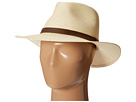 Tommy Bahama Tommy Bahama Panama Outback Hat with Leather Trim