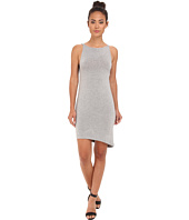 BCBGeneration - Sleeveless Round Neck Cowl Back Casual Dress