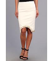 Brigitte Bailey - Sass Master Midi Pleather Skirt