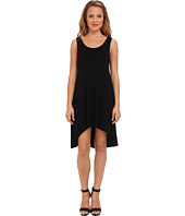 Culture Phit - Scoop Neck Hi-Lo Dress