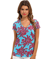 Lilly Pulitzer - Michele Printed V-Neck Top